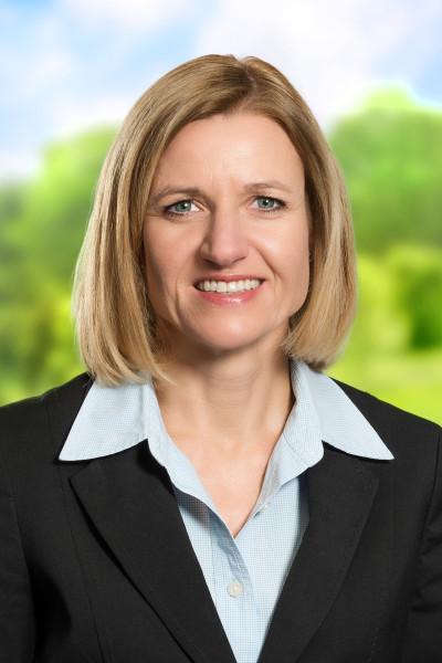 Grünen Foto 2. Kandidatin kl