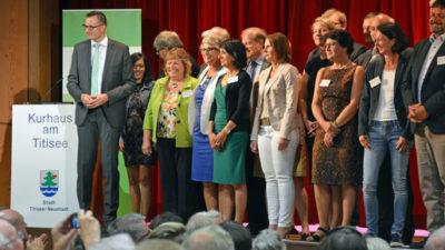 Die Landtagsfraktion der Grünen stellt sich vor